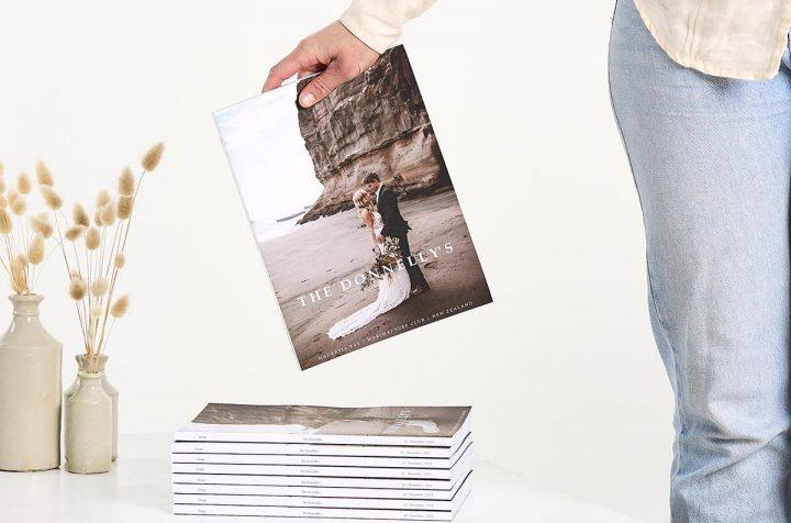 Gorge Wild Hearts Wedding Vendor Directory - professionally designed, custom Magazine Albums, using the many invested professional wedding & family photos that often get forgotten - wedding albums